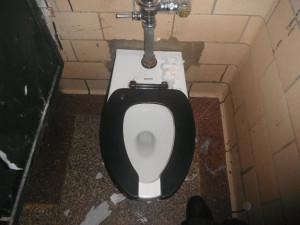 Public toilet Sam