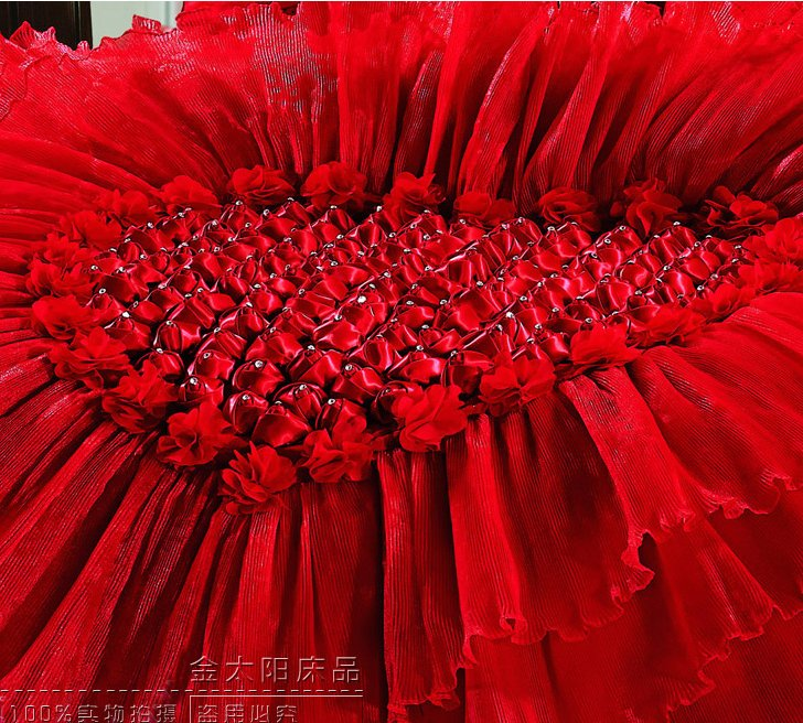 taobao red bedding 2