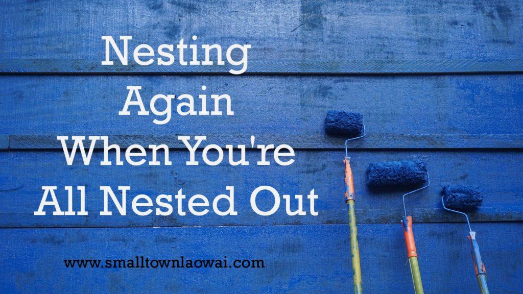 Nesting Again